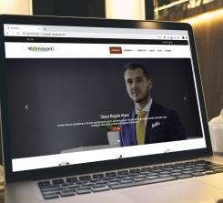 Kiralık Kurumsal Firma Sitesi 1